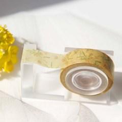 Vintage Dress Masking Tape [Mesh Sandersonia]