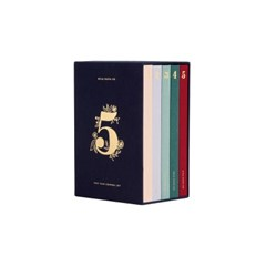 Five Year Keepsake Journal Set 5년 다이어리_(496668)