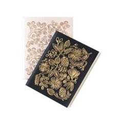 Gold Foil 포켓 노트북 세트_(497291)