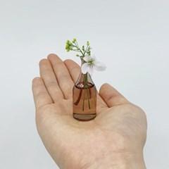 마그넷 말메종 초미니 유리 꽃병 5P_(1325858)