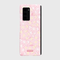 Soft together bear-pink(Z폴드2-하드)_(1899953)