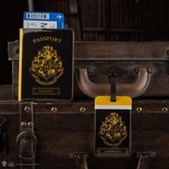 해리포터 여권케이스 + 러기지택 세트
