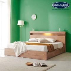 앨비스 LED 일반형 침대(매트제외-LK)