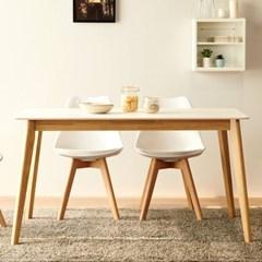 [데코마인] 데르몬 포세린 세라믹 4인용식탁 테이블