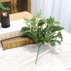 지피식물 그린테리어 가드닝 고급조화 달개비 부쉬_(2495447)