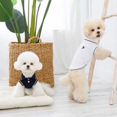 [펫츠랜드] 강아지티셔츠 강아지옷 에떼카라 티셔츠