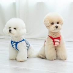 [펫츠랜드] 강아지옷 강아지크롭티 자체제작 꾸안꾸 크롭티