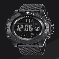 디지털 GASJQ 리버스 Black 스포츠손목시계 와치_1002