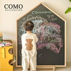 [꼬메모이] 국민템 꼬모 하우스보드 / 집모양 유아 아기 자석 칠판