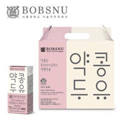 서울대 달콤한 프리바이오틱스 약콩두유 190ml x 20 3박스