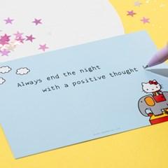 [Sanrio] 헬로키티 홀로그램 엽서
