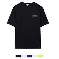 그래픽 반팔 티셔츠 SPRPA25C25
