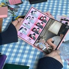 이터널모먼트 인생네컷 앨범 4color