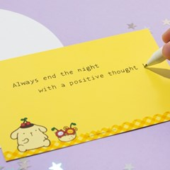 [Sanrio] 폼폼푸린 홀로그램 엽서