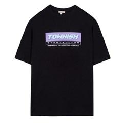 레트로레터링 그래픽 티셔츠 SPRPA38C95