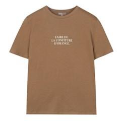 그래픽 반팔 티셔츠 SPRPA24G20