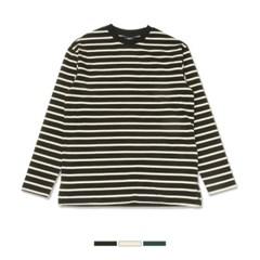 핀 스트라이프 티셔츠 SPLS912C02