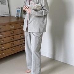 올두잇 스트라이프 잠옷 파자마세트