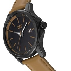 캐터필라 CAT 10ATM 방수 남성 손목시계 PY.161.124