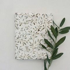 [Fabric] 풍요로운 올리브 코튼