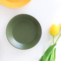 위즈라인 쿠프접시 카페 디저트 플레이트 (7 Color)