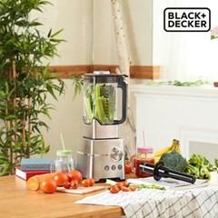 블랙앤데커 초고속 믹서기 블렌더 BXEB1901-A