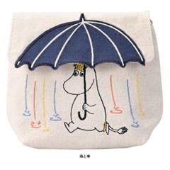 (수입)무민 리틀미이 우산파우치 2종