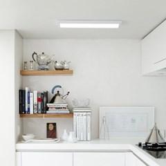 LED 마이스터 엣지 직하 주방등 30W 640X180