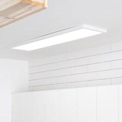 LED 마이스터 엣지 직하 주방등 50W 1280X320