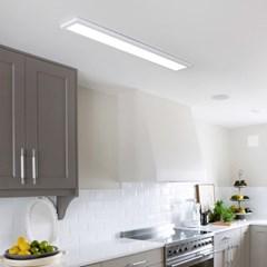LED 마이스터 엣지 직하 주방등 50W 1280X180