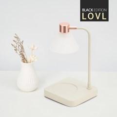 빛조절 터치 캔들워머 로블 양키캔들 라지자 사용가능