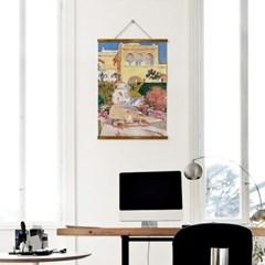 패브릭 포스터 유럽 풍경 그림 액자 호아킨 소로야 11