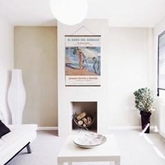 패브릭 포스터 미드센츄리 말 바다 그림 액자 호아킨 소로야 4