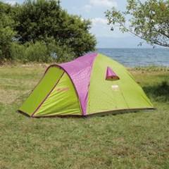 로고스 투어링 자동 원터치 텐트 3인용 71600003 트레킹 피크닉