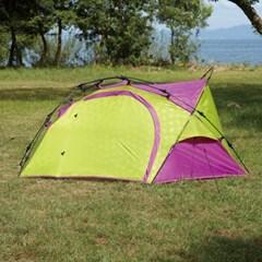 로고스 투어링 자동 원터치 텐트 1인용 71600001 트레킹 피크닉