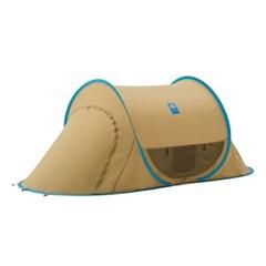 로고스 네오스 베이지 원터치 팝업텐트 71809015 캠핑 피크닉 자동