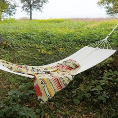 로고스 원목 접이식 그물 침대 캠핑 해먹 73293001 그물침대 접이식