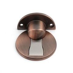 홀드 바닥 자석 도어스토퍼(브론즈) 문고정장치 도어스톱