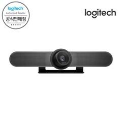 [Logitech 코리아] 로지텍 MeetUp 컴퍼런스 UHD 웹캠