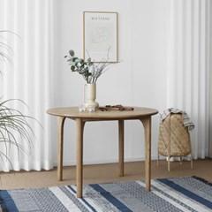[애쉬내츄럴] A형 원형식탁/테이블 800_(1725760)