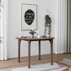 [애쉬브라운] A형 원형식탁/테이블 800_(1725759)