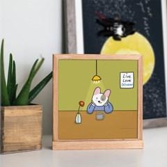 [post card] 모닝티