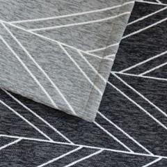 셔닐리프 패턴 러그 카페트 150x200