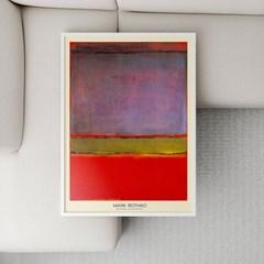 바인 마크로스코 명화 패브릭포스터 A4 24종_(3001882)