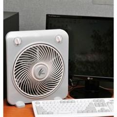 신일 선풍기 SIF-1010WS 박스팬 탁상용 사무실 저소음