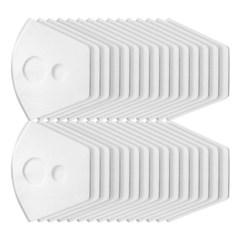 BIO2 AIR MASK PAD 마스크 필터+기기 원형 필터