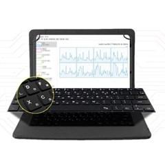 오젬 갤럭시탭A 10.5 태블릿PC 고리형 IK 키보드 케이스