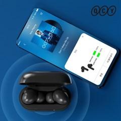 공식 QCY T11 APP 무선 블루투스 이어폰 하이브리드