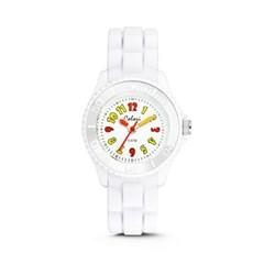 [컬러리] 넘버화이트 키즈 아동 어린이 손목시계