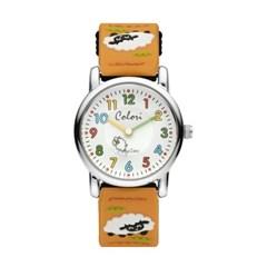 [컬러리] 양 키즈 아동 어린이 손목시계